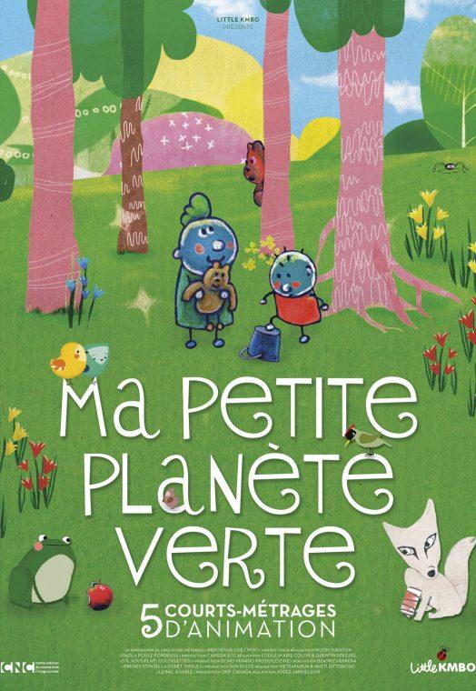 Ma petite planète verte