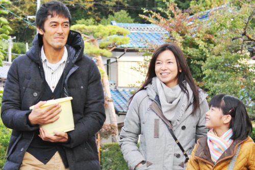 Kore-eda série-graphie la famille…