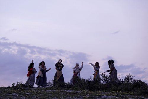 Les sorcières d'Akelarre + Pablo Agüero
