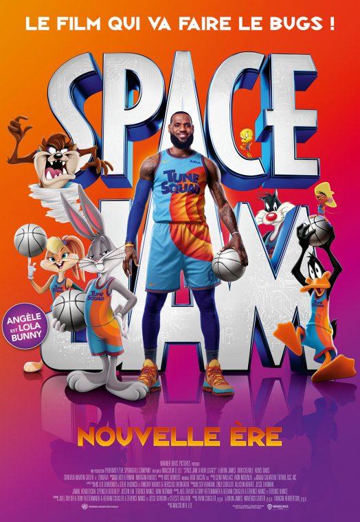 Space Jam – Nouvelle ère